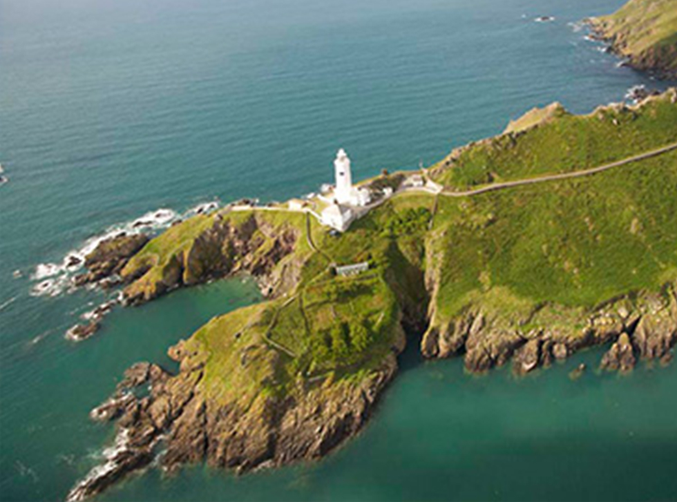 Educational and School visits to Start Point, South Devon