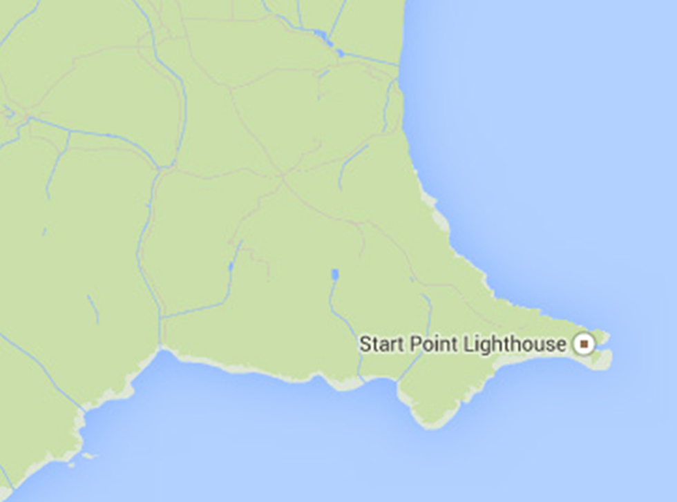 How to find Start Point Lighthouse, Devon